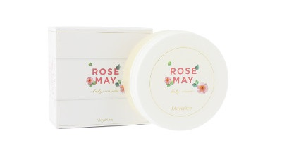 Bodycrème Rose May